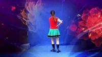 華姐混混廣場舞《最幸福的人》附正背表演口令分解動作分解教學