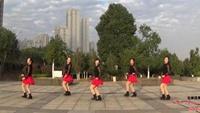 中老年也跳舞蹈原创俄舞3次动作详细教学附正背表演口令分解动作分解教学