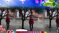 泉水姐妹廣場舞【草原妹妹】水兵舞原創16步正背面演示及口令分解動作教學
