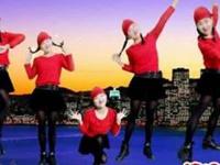 魏县梦之兰广场舞《绿洲之恋》原创水兵舞正背面演示及口令分解动作教学和背面演
