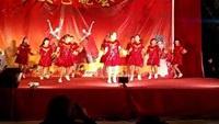 湯村下坊舞蹈隊《新年財運到》編舞;廖弟原創附正背面教學口令分解動作演示