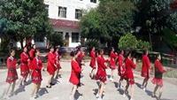 茉莉张家界感恩广场舞《哦想》民族舞32步附分解完整版演示及分解教学演示