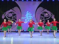 芳之舞广场舞 自在美 表演
