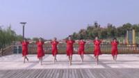 宿州东方燕子广场舞 女人心 表演 团队版