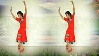 阿猛庆红广场舞《爱在思金拉措》编舞·凤凰六哥口令分解动作教学演示