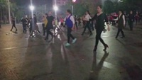 百悦广场舞《都是兄弟》正反面演示及分解动作教学