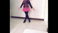 清水茉莉舞蹈《向上攀爬》详细分解完整版演示及分解教学演示