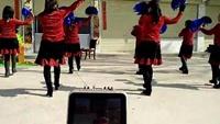 九功风信子舞蹈《闯码头》完整版演示及口令分解动作教学