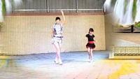 凤翔舞蹈《俄舞》附正背表演口令分解动作分解教学