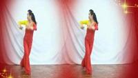 济宁灵爽 原创简单舞蹈《拜新年》 编舞:灵爽完整版演示及口令分解动作教学