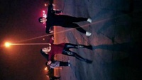 青青世界舞蹈《俄舞》跟舞友一起跳的开心正背面演示及慢速口令教学