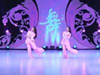 果杉春天广场舞 好一朵女人花 表演