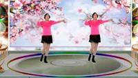 关帝村欢乐广场舞  【拜新年】完整版演示及分解教学演示