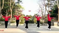 惠州梅子舞队《远走高飞》编舞糖豆小达 正背面口令分解动作教学演示