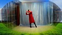 芳华岁月舞蹈《祖国永远是我的家》原创附教学口令分解动作演示