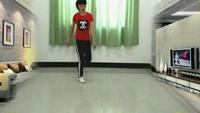 中老年广场鬼步舞教学 俄舞40步附分解最热门歌曲完整版演示及口令分解动作教学