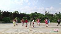 太極拳協會廣場舞  小蘋果 表演 團隊版 口令分解動作教學演示