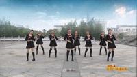 南陵金阁舞蹈 闯码头 表演附正背面口令分解教学演示