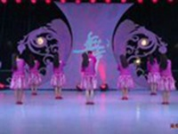 北京玉渊潭金凤舞蹈 我和你 背面展示 原创附教学口令分解动作演示
