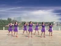 安庆向群广场舞 美好情缘 表演 编舞 向群