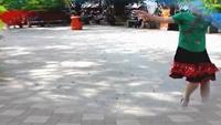 春之韻廣場舞《對不起現在我才愛上你》表演者:黃妹原創附教學口令分解動作演示