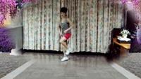 南苑舞群占美英劲爆街舞【情不自禁爱上你】附动作分解2017正背面口令分解动作教学演示