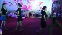 饒豐中心幼兒園老師表演恰恰舞正反面演示及分解動作教學