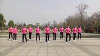 紅纓幼兒園廣場舞 感到幸福你就拍拍手 表演 口令分解動作教學