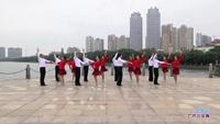 南昌湖畔交誼舞 今生相愛 表演 完整版演示及口令分解動作教學