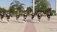 郸城红颜鬼步舞《唱着情歌流着泪》原创附教学口令分解动作演示