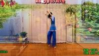 蝶恋习舞日记:古典舞-再唱洪湖水,正反面演示附老原创附正背面教学口令分解动作演示