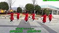 謝春燕廣場舞(吉祥飛舞)完整版演示及口令分解動作教學