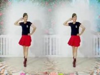 蓮香姐妹廣場舞《花樓戀歌》原創32步水兵舞附教學完整版演示及分解教學演示