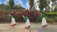 習舞:羞羞草,無花果,愛華。編舞;応子《穿行》口令分解動作教學