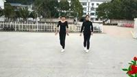 江西紅舞鞋廣場鬼步72步《大風歌》附分解完整版演示及口令分解動作教學