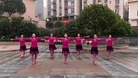 郴州市赛赛舞蹈 心里藏着你 表演 正背面演示及慢速口令教学