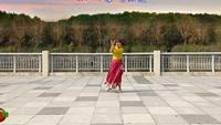 《穿行》編舞:応子 南通云燕廣場舞(裙兒)完整版演示及口令分解動作教學