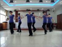 王梅舞蹈 葬花呤 正背面表演
