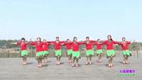 江西乐平南河姐妹花舞蹈 心里藏着你 表演 完整版演示及分解教学演示
