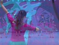 賀月秋廣場舞 月滿荷塘 背面展示 原創附教學口令分解動作演示