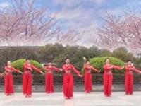 茉莉广场舞《爱到尽头也无悔》原创古典舞优美附教学完整版演示及分解教学演示