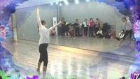 王雅文:傣族舞《云之南》正背面演示及口令分解动作教学和背面演