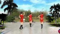 武漢星月廣場舞《向上攀爬》32步恰恰附老師分解附正背表演口令分解動作分解教學