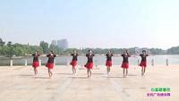 安庆蝶舞舞蹈 心里藏着你 表演 团队版 口令分解动作教学