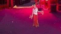 岳阳岳化小媳妇广场舞《东北偏北的地方》编舞:茜茜完整版演示及分解教学演示