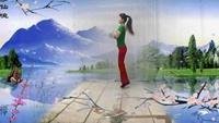 撫州楊愛萍廣場舞《兔子舞》編舞:楊麗萍附正背面口令分解教學演示