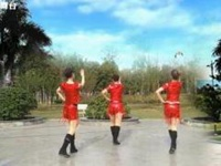 武汉星月舞蹈《向上攀爬》32步恰恰附老师分解附正背表演口令分解动作分解教学