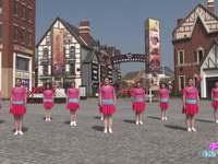 大丰港萍兰健身广场舞 中国广场舞 表演