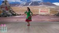 雪绒花广场舞【唐古拉】视频制作:龙虎影音
