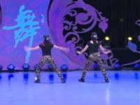 廊坊星月舞蹈 街舞黄金时代 背面展示